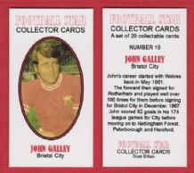 Bristol City John Galley